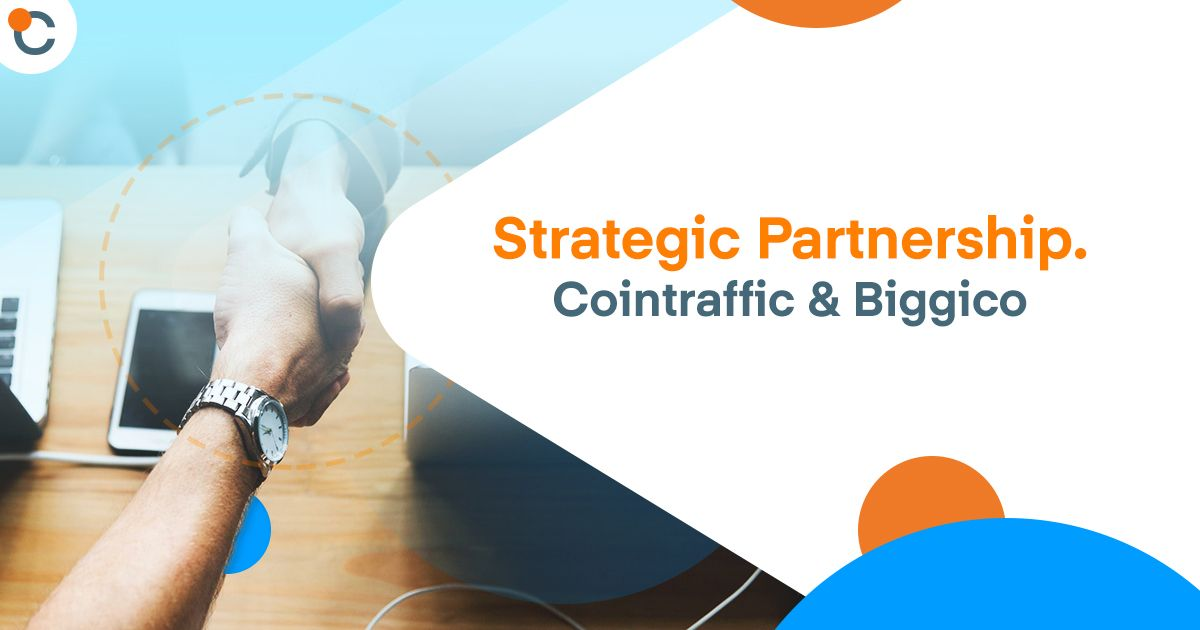 Introducing a Strategic Partnership with Cointraffic and… Biggico!
