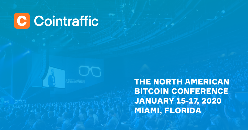 Get Ready for the North American Bitcoin Conference in Miami