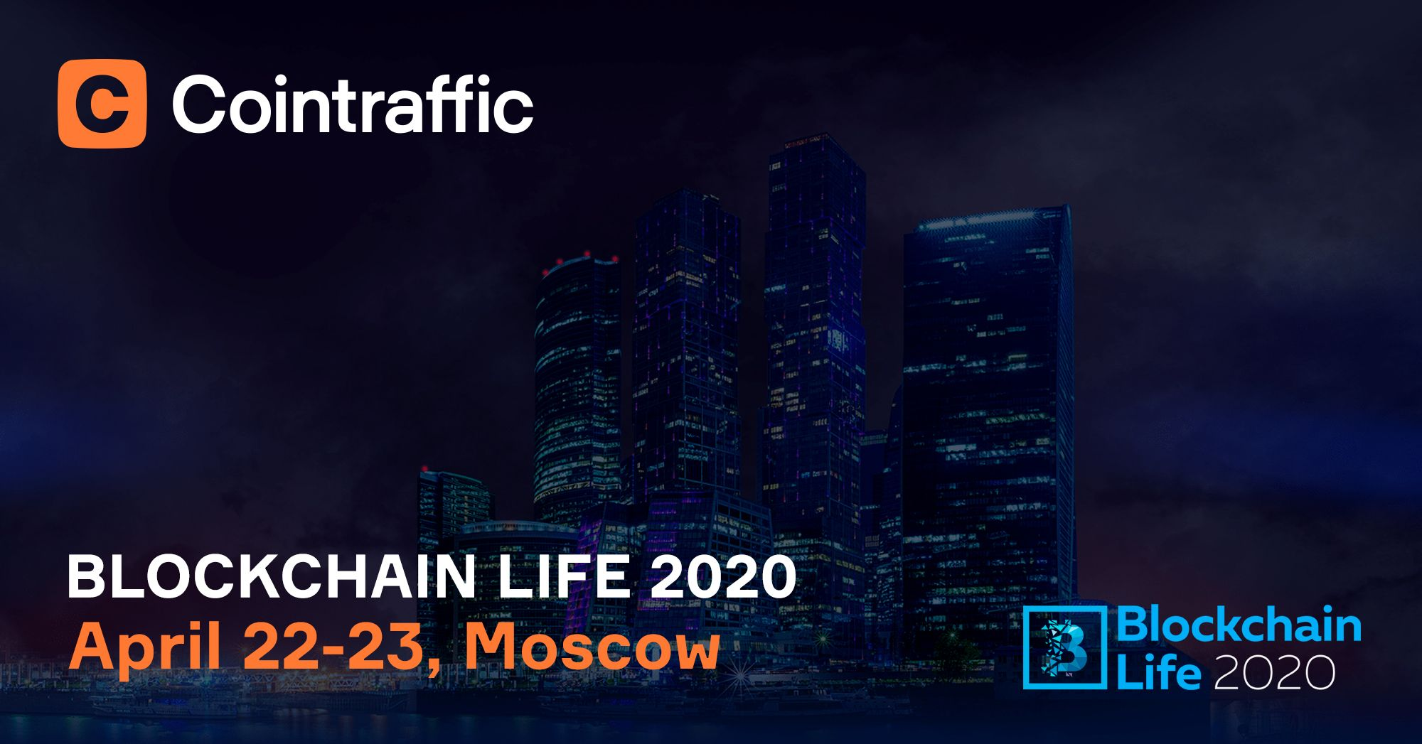 Blockchain Life 2020 Will Bring Industry Leaders, Government, and Community Together